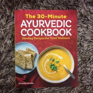The 30 Minute Ayurvedic Cookbook-Healing recipes